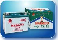 Ắc quy xe Future 125 Habaco