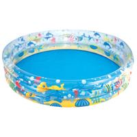 Bể bơi 3 tầng Bestway hình động vật biển 51005