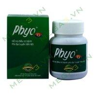 Hỗ trợ điều trị tiền liệt tuyến Phyo