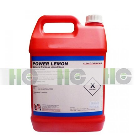 Hóa chất tẩy rửa đa năng Klenco Power Lemon 5 lít