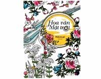 Hoa văn mặt trời - Sách tô màu dành cho người lớn