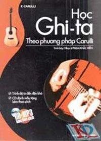 HỌC GHI TA THEO PHƯƠNG PHÁP CARULLI (kèm CD-MP3)