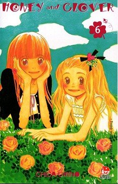 Honey and Clover - Tập 6