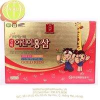 Hồng sâm Baby Red Ginseng Tonic For Kids 30 gói