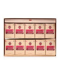 Hồng sâm lát tẩm mật ong Korean Sliced Red Ginseng hộp 10 túi