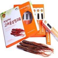 Hồng sâm nguyên củ tẩm mật ong Korean Red Ginseng Gold Geumsan