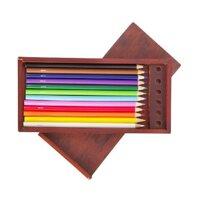 Hộp 12 bút chì màu nước Colormate 372