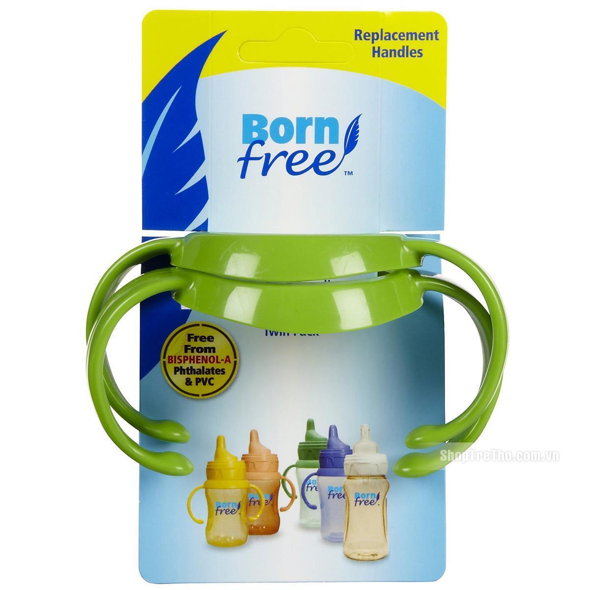 Hộp 2 Chiếc Tay Cầm Bình Born Free – BF00122
