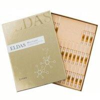 Hộp 30 ống tế bào gốc Eldas Hàn Quốc dưỡng ẩm và trẻ hóa làn da