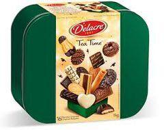 Hộp bánh Delacre Petits Plasirs 500g