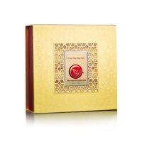 Hộp bánh trung thu Kinh đô Trăng vàng Hồng Ngọc Vàng 4 bánh