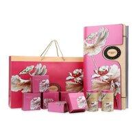 Hộp bánh trung thu Ngọc Trai Brodard hộp 6 cái x 100g