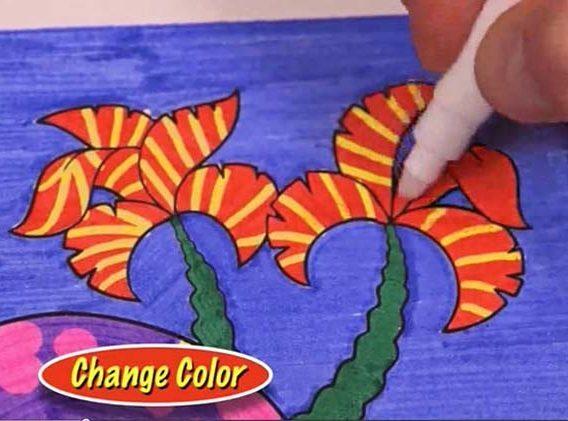 Hộp bút màu thần kỳ magic pens 20 bút