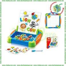 Hộp đồ chơi bảng viết