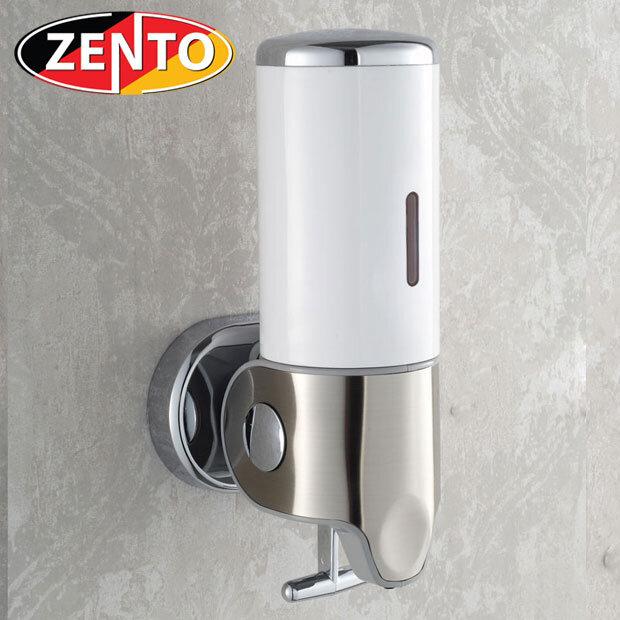 Hộp đựng dầu gội sữa tắm inox Zento ZT405
