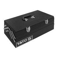 Hộp đựng đồ nghề di động bằng sắt sơn tĩnh điện Yato 5 ngăn YT-0885