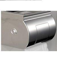 Hộp đựng giấy vệ sinh Bobo K12AD, inox 304