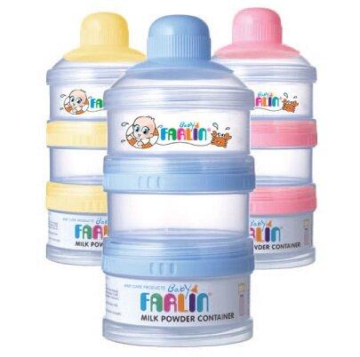 Hộp đựng sữa bột đa năng vô trùng 3 ngăn Farlin BF-184A