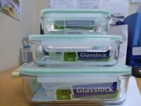 Hộp đựng thực phẩm GlassLock  RP533 - 1000ml