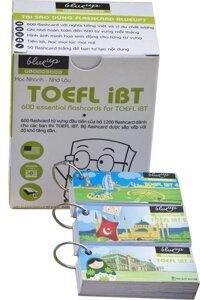 Hộp Flashcards Blueup TOEFL IBT - Phần 2