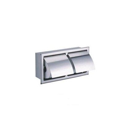 Hộp giấy vệ sinh âm tường CleanMax 34504
