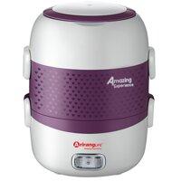 Hộp hâm nóng ArirangLife EL-ALS263 (Tím)