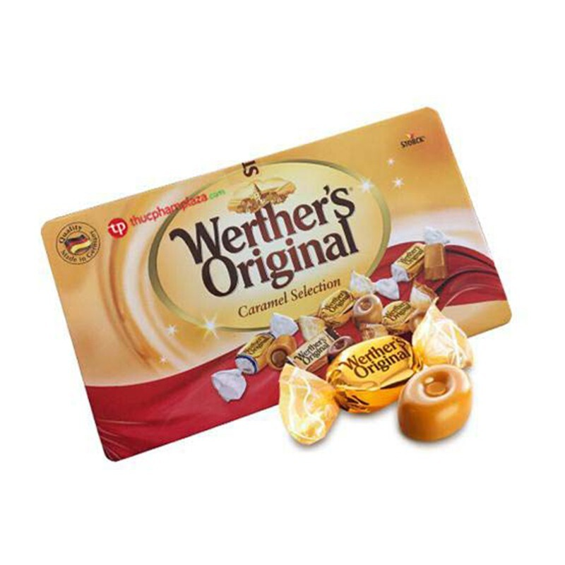 Hộp kẹo Werther's Original Caramel Selection 430g