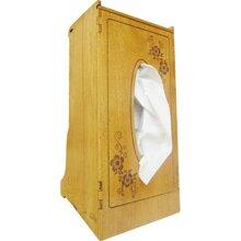 Hộp khăn giấy đứng Nhatvywood KG-01