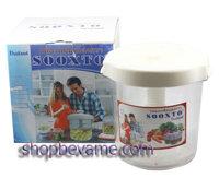 Hộp muối dưa cà thông minh Sooxto Thái Lan