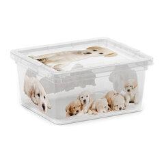 Hộp nhựa chứa đồ Kis C-Box Style Puppy XXS