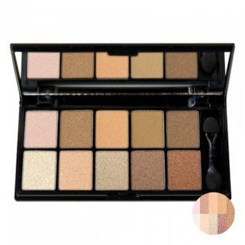 Hộp phấn mắt 10 màu NYX Eyeshadow Palette