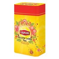Hộp Quà Bát Giác Trà Nhãn Vàng Lipton 30 Gói