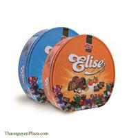 Hộp sô cô la Elise bán nguyệt 600g