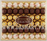 Hộp Socola Ferrero Rocher Collection - 48 viên, 600g