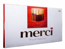 Hộp Socola Merci - 400g