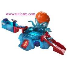 Hot Wheels R1164 Octo Battle Spielset