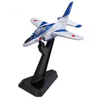 Đồ chơi mô hình máy bay chiến đấu Tomica Premium JASDF T-4-BLUE Impulse