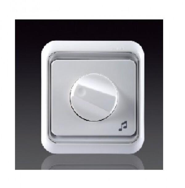 Công tắc điều chỉnh âm lượng tròn Simon 60855-50