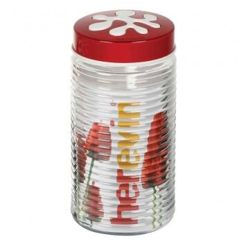 Hũ có nắp Puzzle Herevin 135924 - 2.0 lit