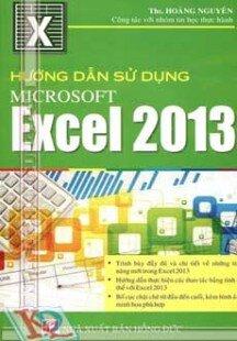 Hướng Dẫn Sử Dụng Microsoft Excel 2013