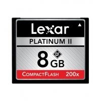 Thẻ nhớ máy ảnh Lexar Platinum ll 8GB Compact Flash