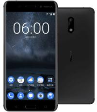 Điện thoại Nokia 6 - 32GB, 5.5 inch, 2 sim
