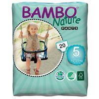 Tã quần Bambo Nature Junior 20 miếng (trẻ từ 12 - 20kg)