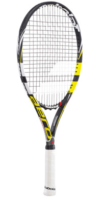 Vợt tennis Babolat AeroPro Drive Junior 25 GT STRUNG 140124-142