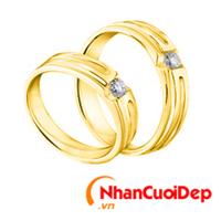 Nhẫn cưới đẹp NC 880