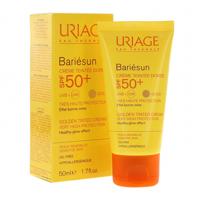 Kem chống nắng màu da cho da nhạy cảm Bariésun SPF 50+ Crème Teintée Claire Uriage 50ml