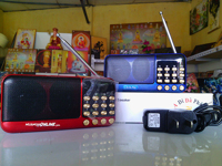 Loa Nghe Nhạc USB Thẻ Nhớ FM Sast SA-931
