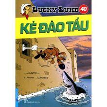 Lucky Luke (T40): Kẻ đào tẩu - Morris & Goscinny