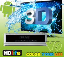 Đầu phát HD Hdlife V9