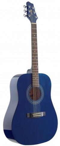 Đàn Guitar Acoustic Stagg SW205  - Màu BK/ N/ TR/ WH/ TB/ VS